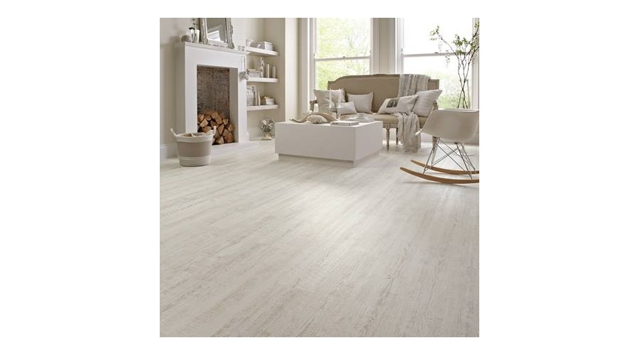 Designflooring White Painted Oak V 237 Z 225 Ll 243 Vinyl Padl 243