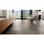 Athos Concrete Grey Natural Stone Design Two-Tone