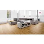 HARO faparketta 4000 TC PL 2V oak Sauvage brushed PERMADUR matt