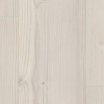 EGGER White Inverey Pine Laminált padló
