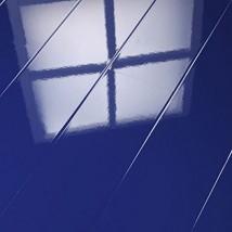 ELESGO Blue Night elegáns magasfényű  laminált padló