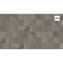 HARO Laminált padló Athos Concrete Grey Natural stone design two-tone
