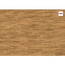 HARO faparketta 4000 TC Longstrip Oak Terra retro br. 3D N+