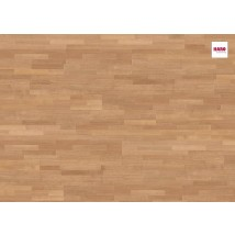 HARO faparketta 4000 TC Longstrip Oak Exquisit PERMADUR matt