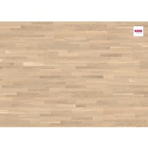 HARO faparketta 4000 TC Longstrip Oak Solar Salt limew. br.PERM.-matt