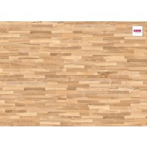 HARO faparketta 4000 TC longstrip ash Country PERMADUR matt
