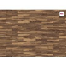 HARO faparketta 4000 TG Strip Allegro Am. Walnut Country PERMADUR matt (Cfl-s1)