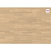 HARO faparketta 4000 TG Strip Allegro Oak Light White Trend br. PERM. matt