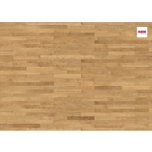 HARO faparketta 4000 TG strip Allegro oak Terra PERMADUR matt (Cfl-s1)