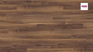 HARO Italian Walnut Laminált padló