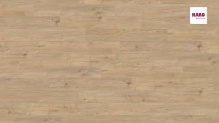 HARO laminált padló Oak Sicilia Puro