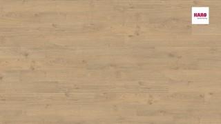 HARO laminált padló Oak Portland Puro
