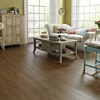 Designflooring Mid Brushed Oak vízálló vinyl padló