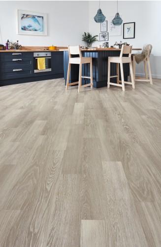 Designflooring Grey Limed Oak vízálló vinyl padló