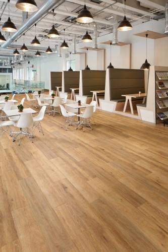 Designflooring Baltic Limed Oak Vízálló LVT - Vinyl padló