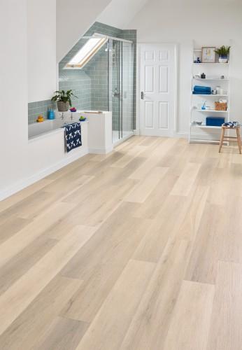 Designflooring Texas White Ash vízálló vinyl padló