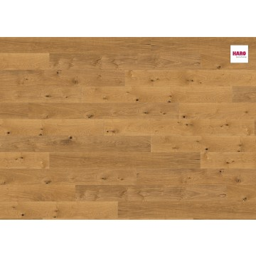 HARO faparketta 4000 TC PL Plaza 4V Oak Sauvage deep br. N+