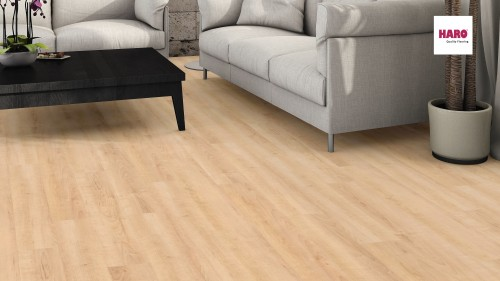 HARO laminált padló Sycamore Maple