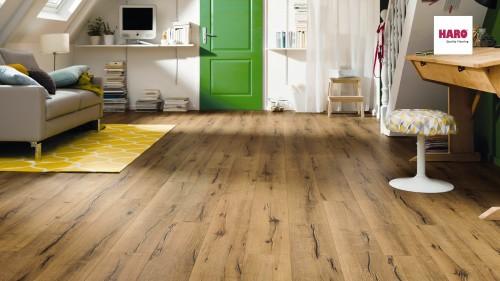 HARO Oak Italica Nature Laminált padló