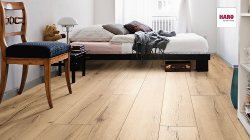 HARO Oak Italica Creme Laminált padló