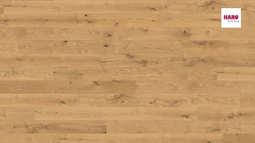 HARO Oak Sauvage brushed naturaDur Faparketta