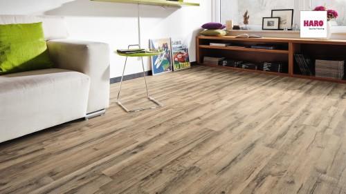 HARO Graphite Oak Laminált padló