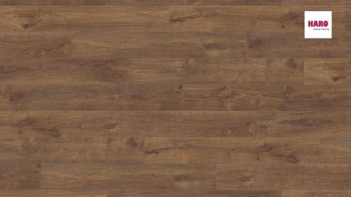 HARO Oak with Smoked Heartwood Laminált padló