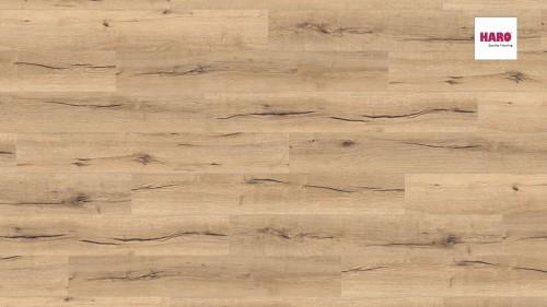 HARO laminált padló Italica Creme