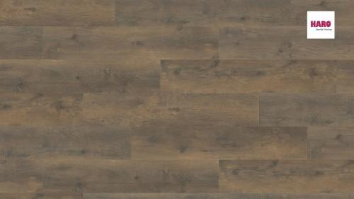 HARO laminált padló Oak Bergamo Antique Smoked