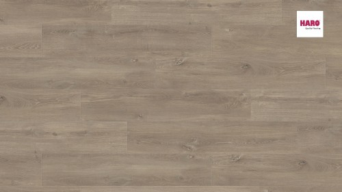 HARO laminált padló Oak Liguria Greige
