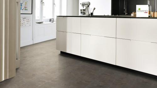 HARO Piazza 4V Industrial Grey stone texture Design Padló