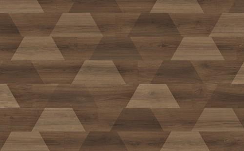 EGGER Creative Bedollo Walnut Nedvességálló Design Padló