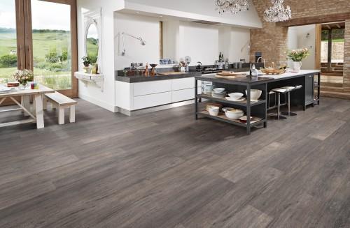 Designflooring Raven Oak vízálló vinyl padló