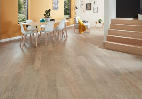 Designflooring Soft Sawn Oak vízálló vinyl padló
