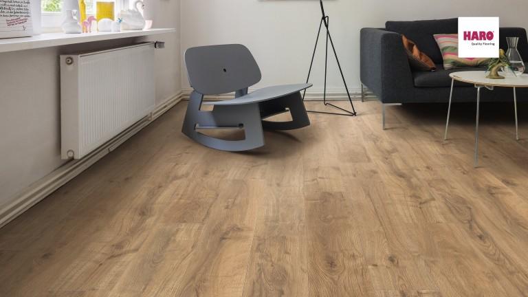HARO laminált padló Oak Terana
