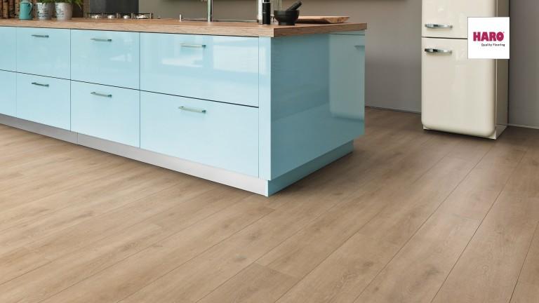 HARO laminált padló  Oak Veneto Crema