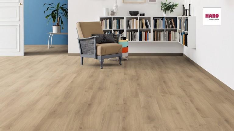 HARO laminált padló Oak Emilia Puro