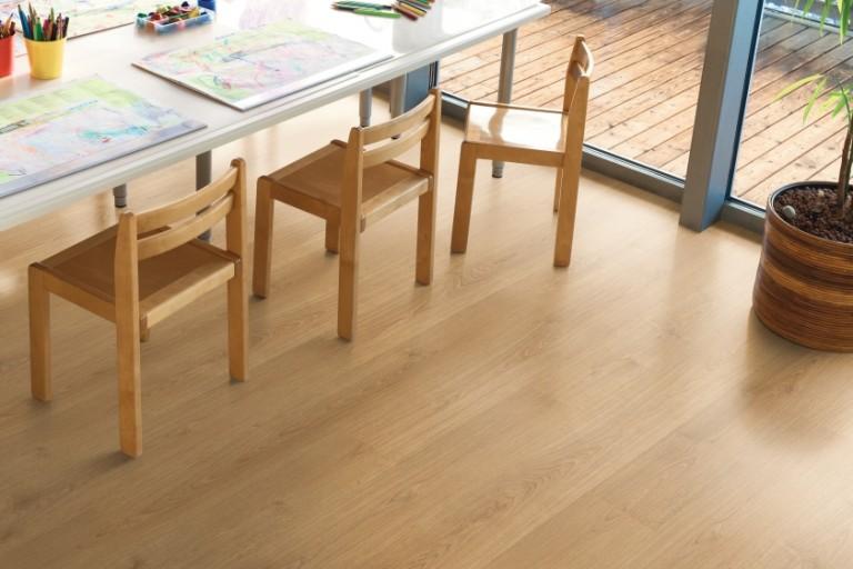 EGGER Honey North Oak ∞  Laminált padló